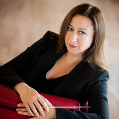 Women Conductors Breaking Through the Glass Ceiling <br/>Simone Young