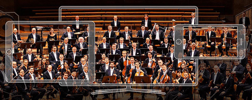 Review on Berlin Phil's Online Concert