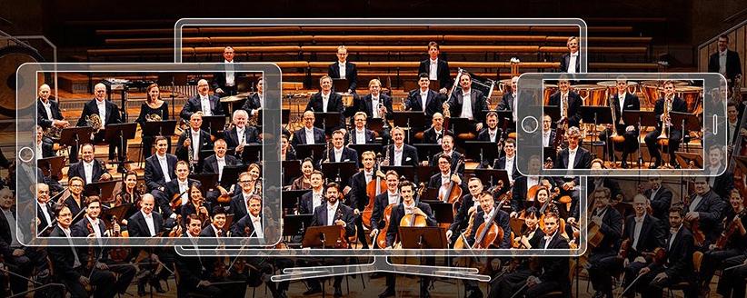 Review on Berlin Phil's Online Concert