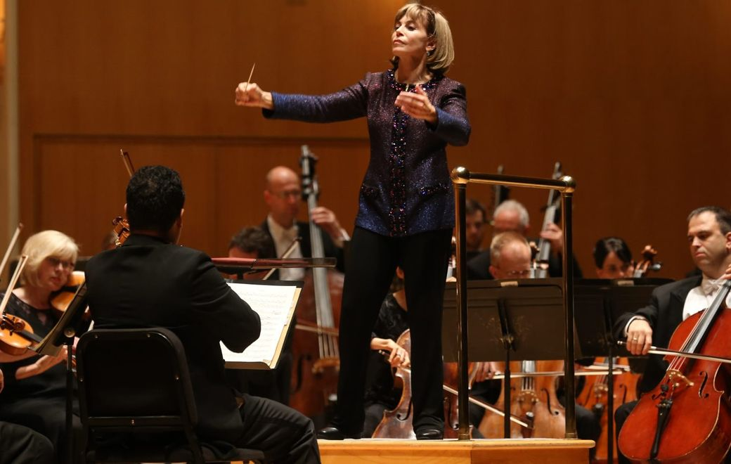 Women Conductors Breaking Through the Glass Ceiling<br/>JoAnn Falletta