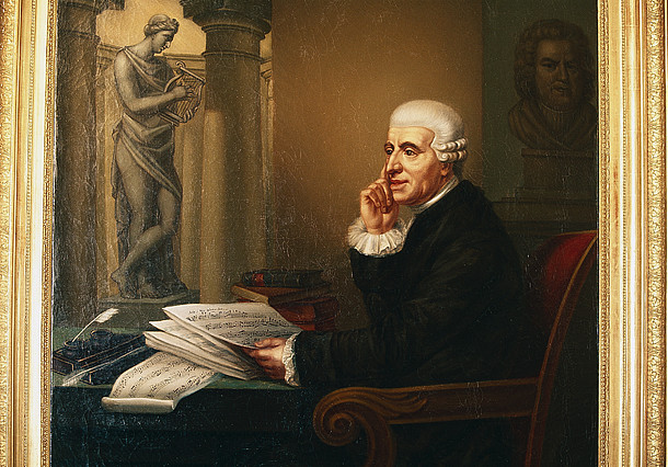 Haydn and the Annoying English Student