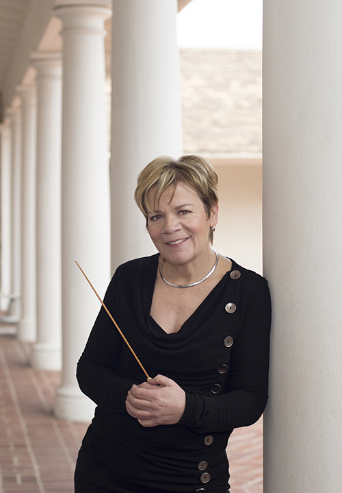 Women Conductors Breaking Through the Glass Ceiling<br/>Marin Alsop