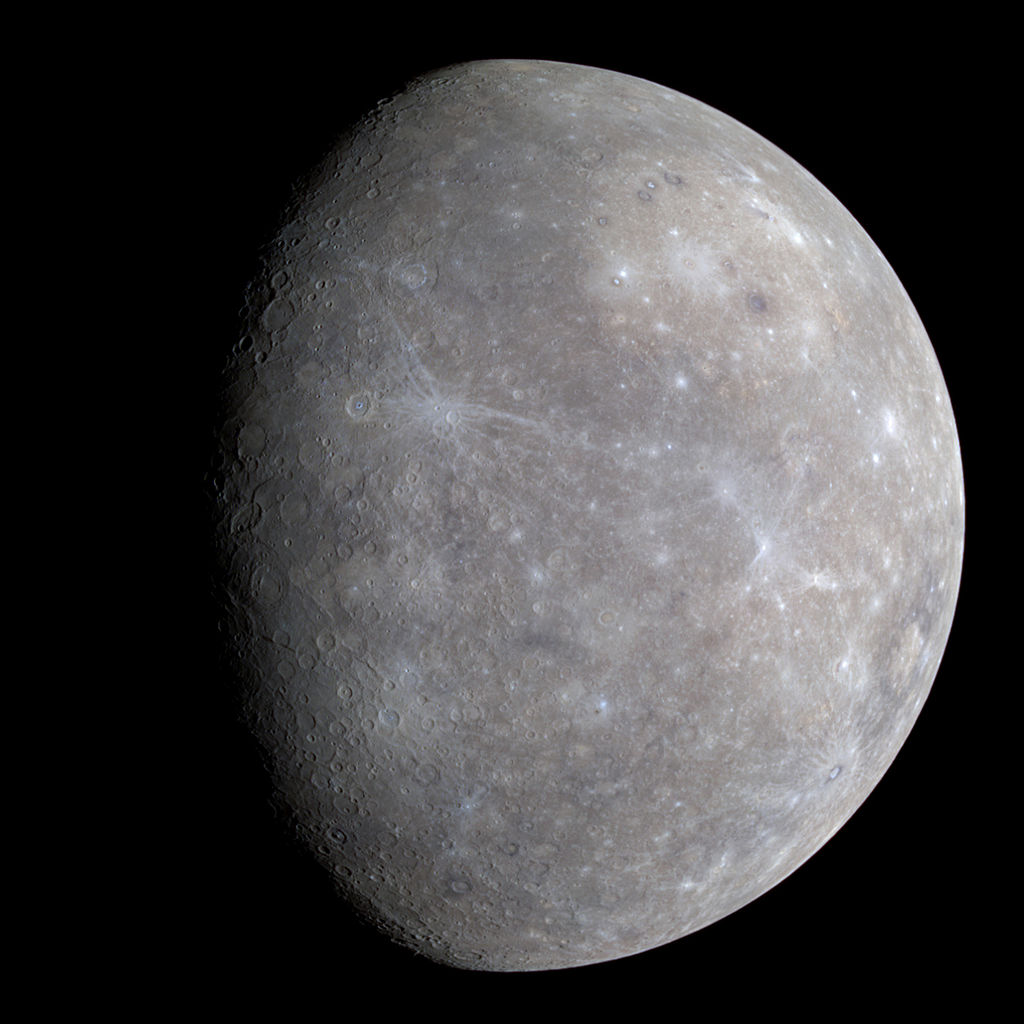Composers on Other Planets – Mercury