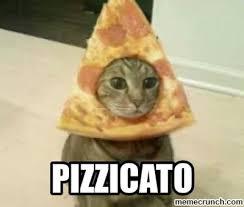 Pizzicato! Pizzacato!