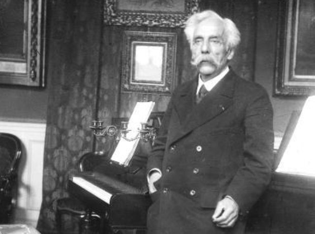 "Gabriel Fauré (1845-1924) <br/> ""I'm Not in the Habit of Attracting Crowds"""