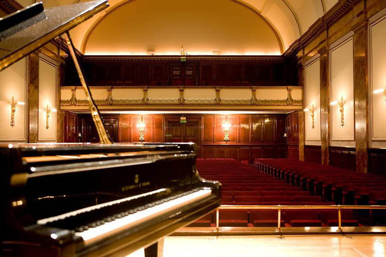 Live Music Returns to London's Wigmore Hall