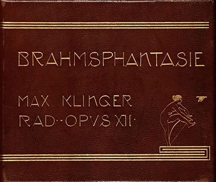 Music and Art: Johannes Brahms and Max Klinger