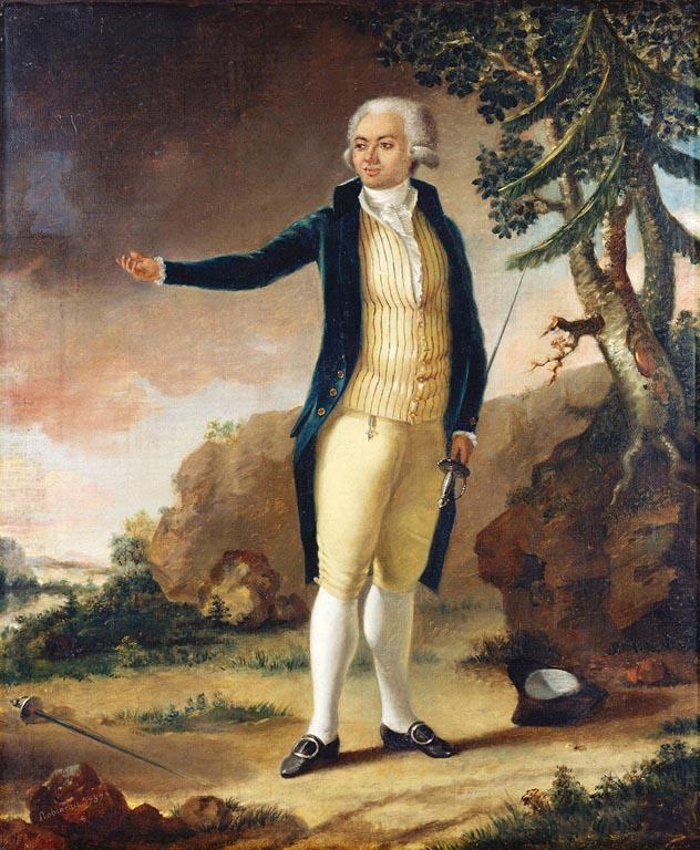 Le Mozart Noir<br/>Joseph Boulogne, Chevalier de Saint-Georges (1748-1799)