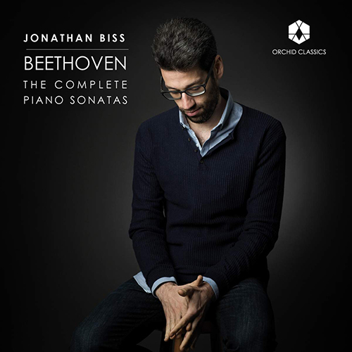 """32 Masterpieces"" – Complete Beethoven Piano Sonatas<br/>Jonathan Biss, Piano"