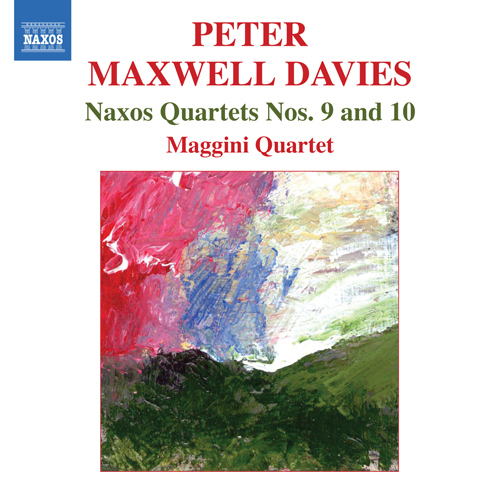 Finishing the Series: Maxwell Davies' Tenth Naxos Quartet
