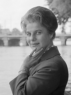 Irmgard Seefried, 1962