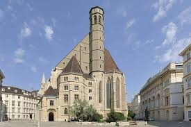 Minorite Church, Vienna