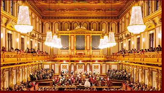 Musikverein Vienna, Golden Hall