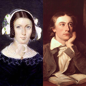 John Keats and Fanny Brawn