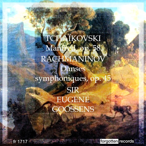 The Gothic Tchaikovsky: Manfred Symphony