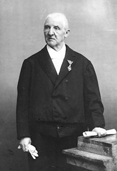 Anton Bruckner, 1886