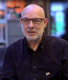 Brian Eno, 2015