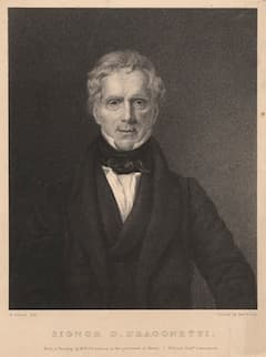 Domenico Dragonetti (7 APR 1763 – 16 APR 1846)