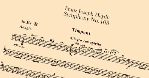 Can You Remember the Nicknames of All These Symphonies?