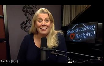 Host: Caroline (Caroline Worra)