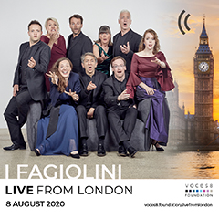 I Fagiolini Live From London 8 Aug 2020