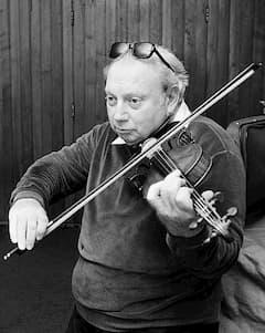 Isaac Stern, 1979