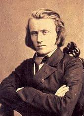 Johannes Brahms, 1853