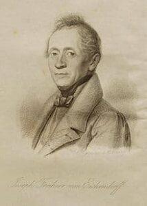 Joseph von Eichendorff, 1841