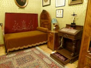 Liszt room in Budapest