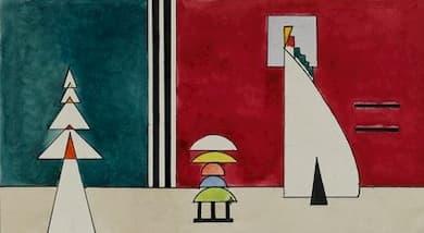 Kandinsky: The Old Castle