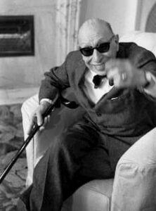 Igor Stravinsky, 1968