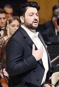 Yusif Eyvazov, 2019