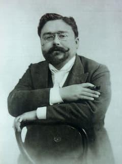 Isaac Albéniz, 1901