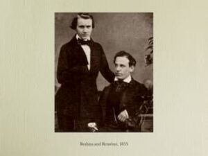 Brahms and Reményi