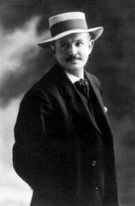 Gabriel Dupont, 1901