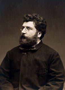 George Bizet, 1875