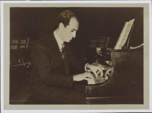 George Gershwin, 1934