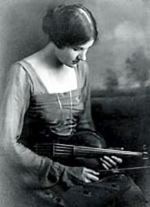 Rebecca Clarke, 1919