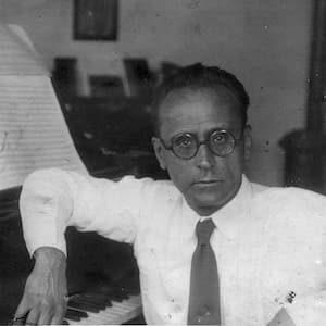 Anton Webern, 1935