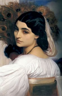 Ninon by Auguste Raynaud