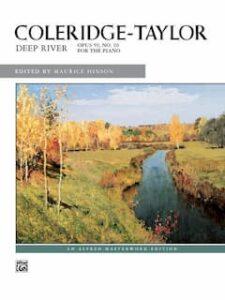 Samuel Coleridge-Taylor's Deep River