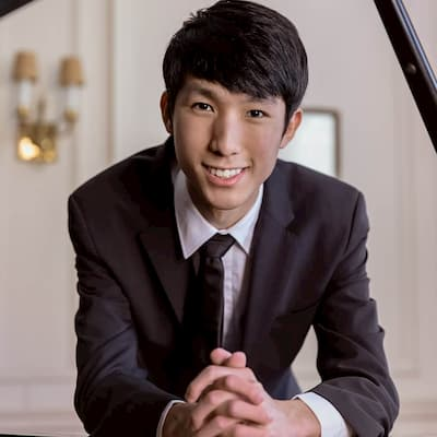 Eric Lu at Wigmore Hall