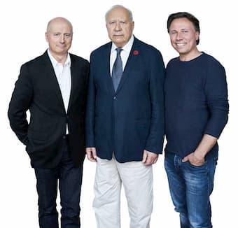 The Järvi family