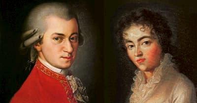 Mozart and Constanze