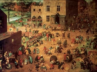 Music and Art: Peter Maxwell Davies and Bruegel