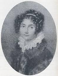 Josephine von Brunsvik, whom Beethoven was passionately in love with