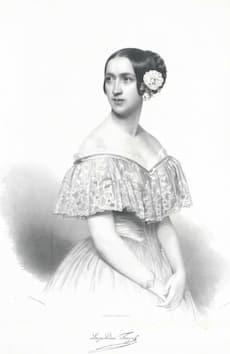Leopoldine Tuczek, Clara's aunt