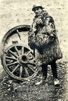 Ravel in First World War