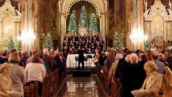 Listen to the Best of Baroque Music This Christmas!