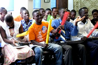 The Jazz & Democracy Project holding education and performance tour in West Africa